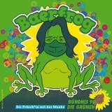 Baerfrog-Stickervaiante