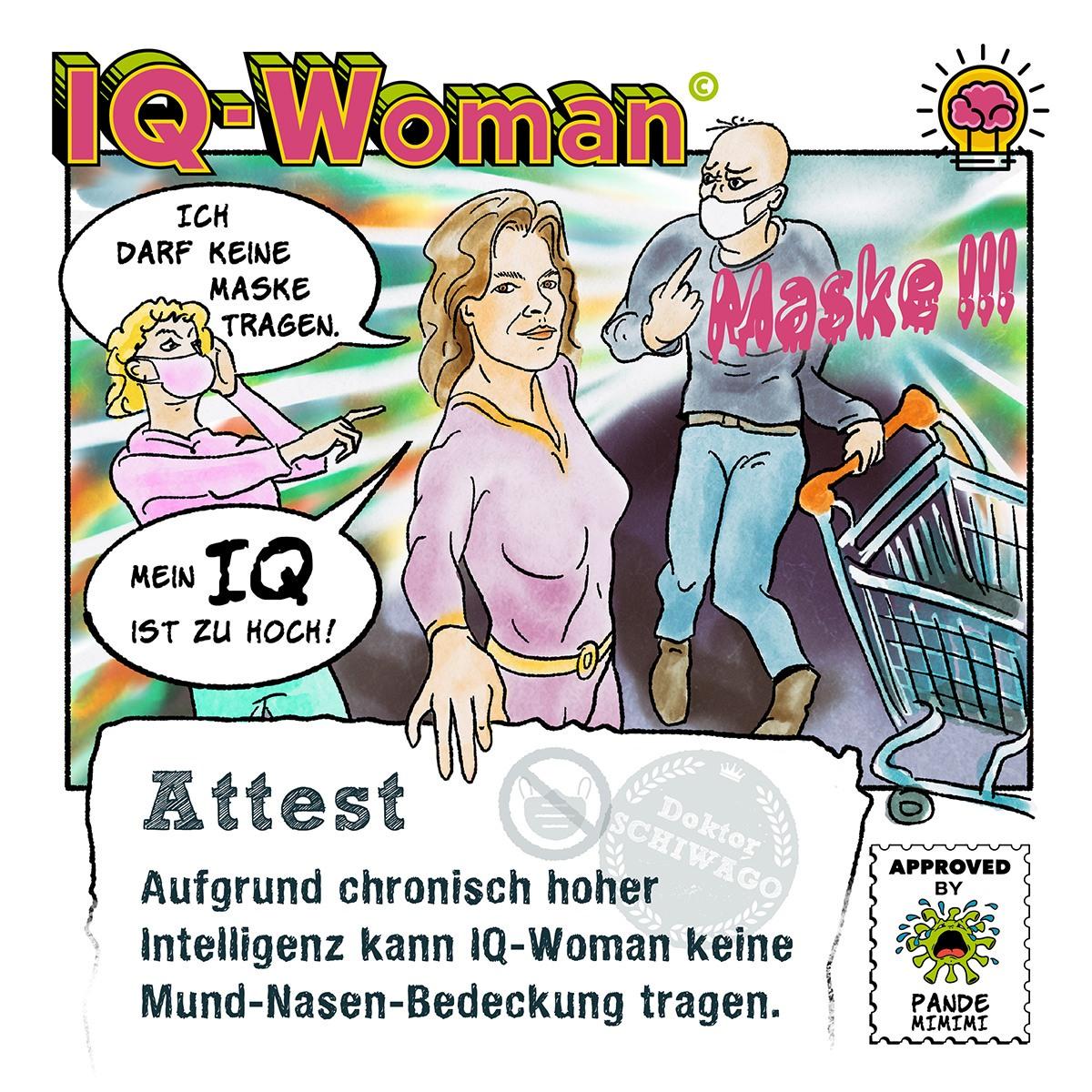 IQ-Woman, 01.10.2020