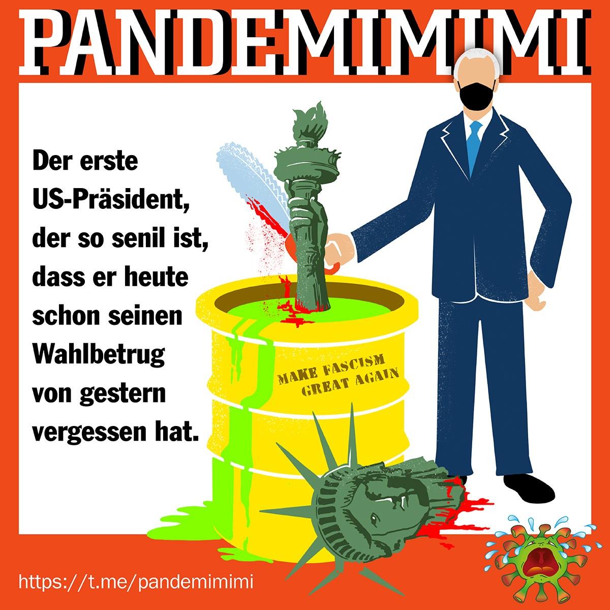 Wahlbetrüger, 09.11.2020