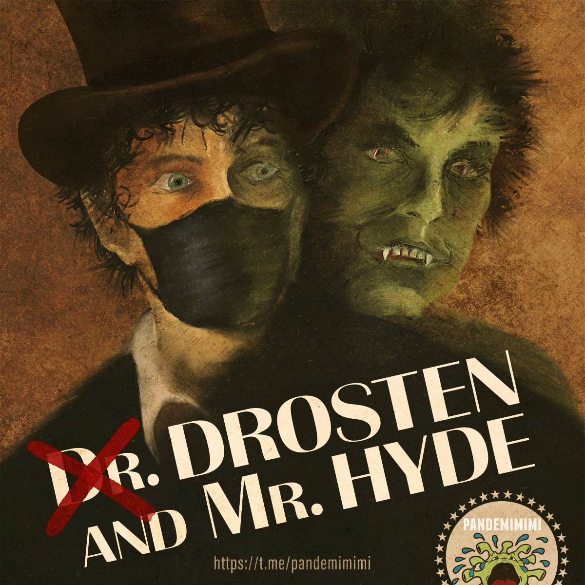 Drosten and Mr. Hyde, 14.12.2020