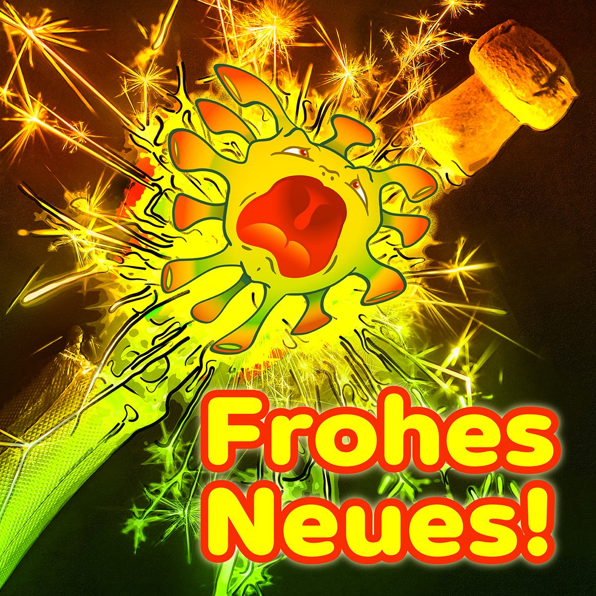 Frohes  Fest, 01.01.2021
