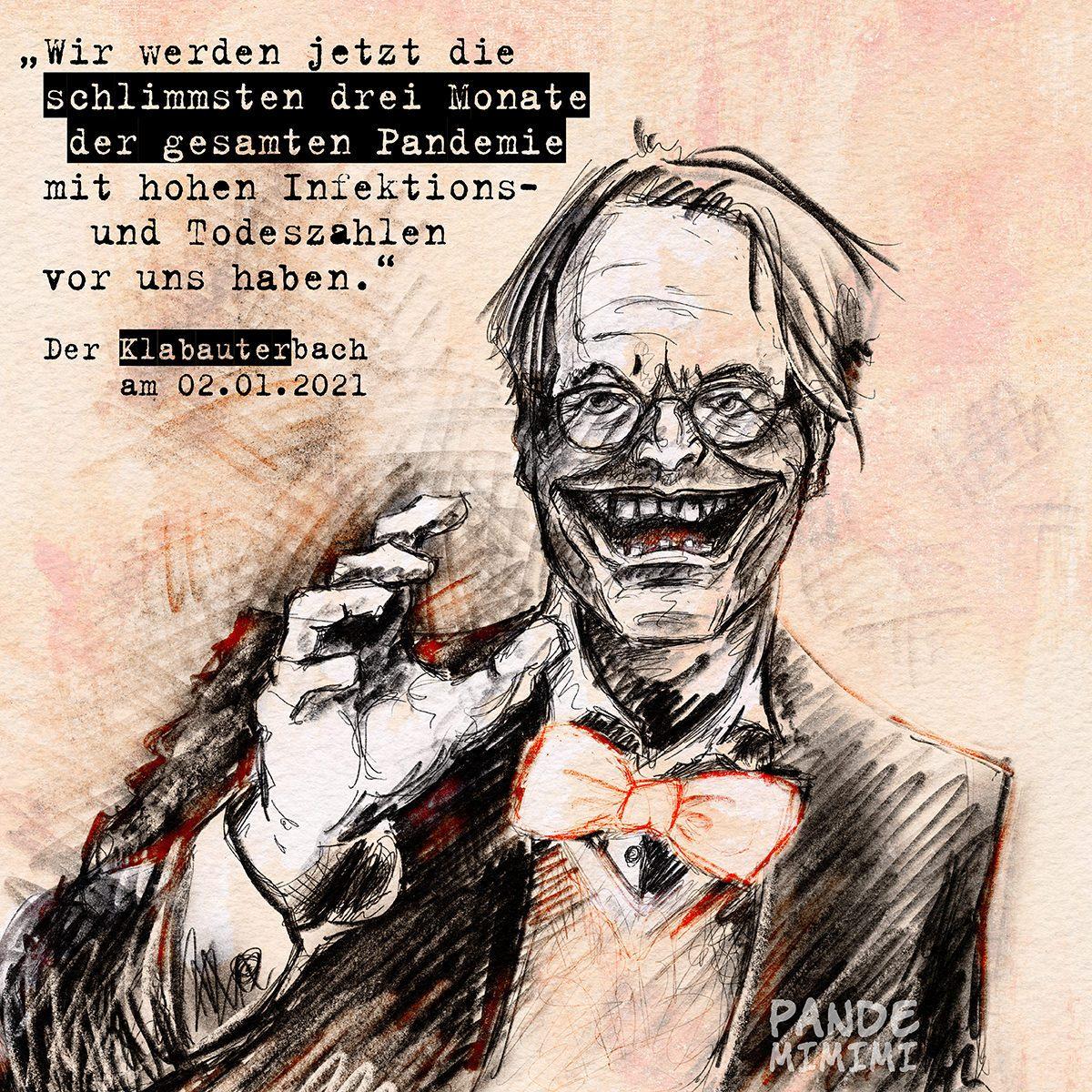 Der Klabauter-Joker, 02.01.2021