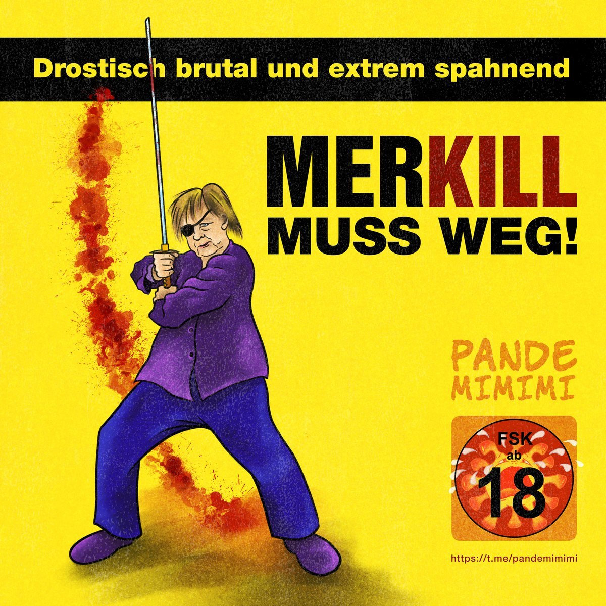 MERKILL muss weg!, 23.02.2021