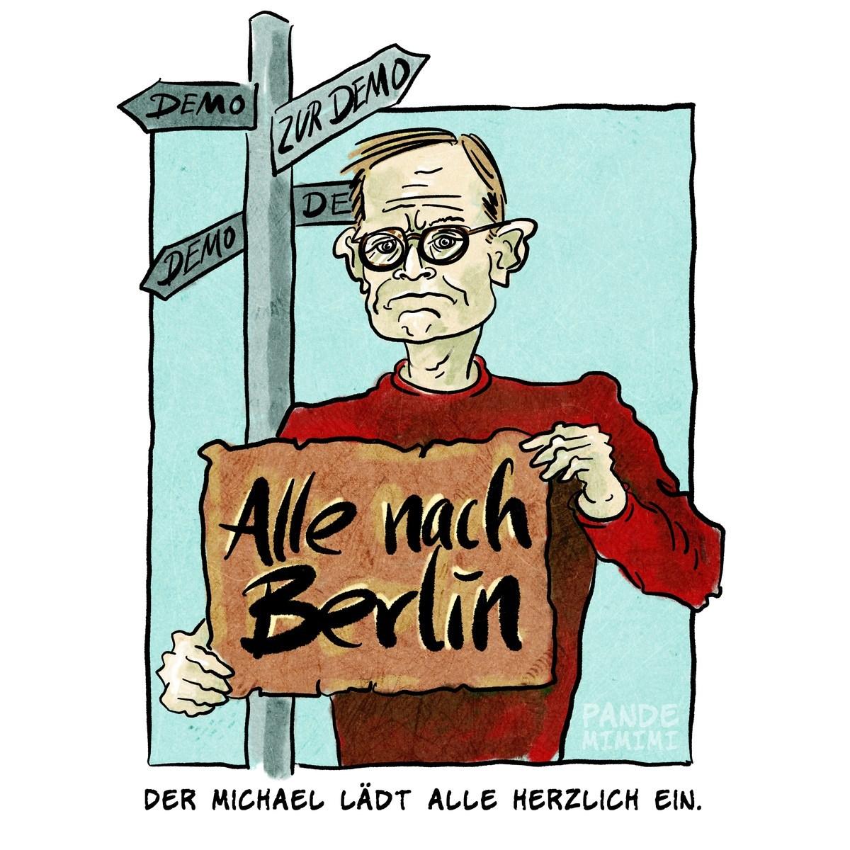 Alle nach Berlin