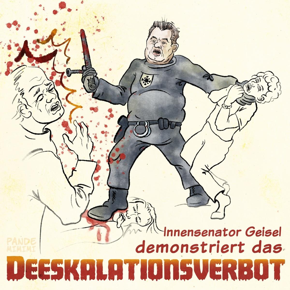 Deeskalationsverbot