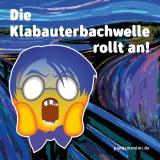 Pandesticker-Klabauterbachwelle