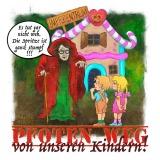 Hänsel & Gretel vor dem Ipfzentrum