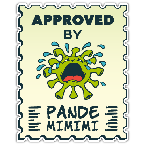 Approved by Pandemimimi