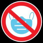 Keine Maske