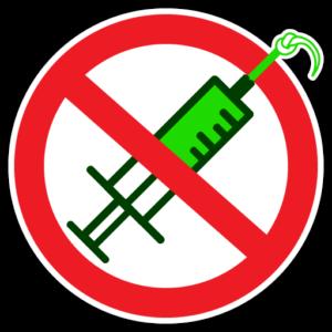 Impfen verboten