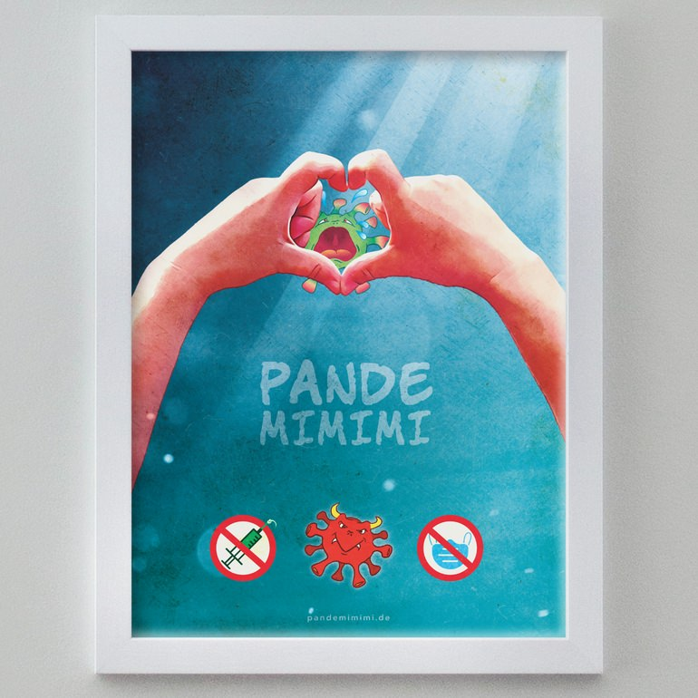 Pandemimimi Poster